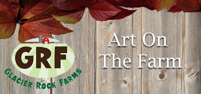 Art on the Farm October 8th