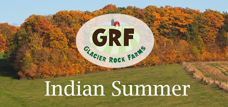 Indian Summer October 15th-16th