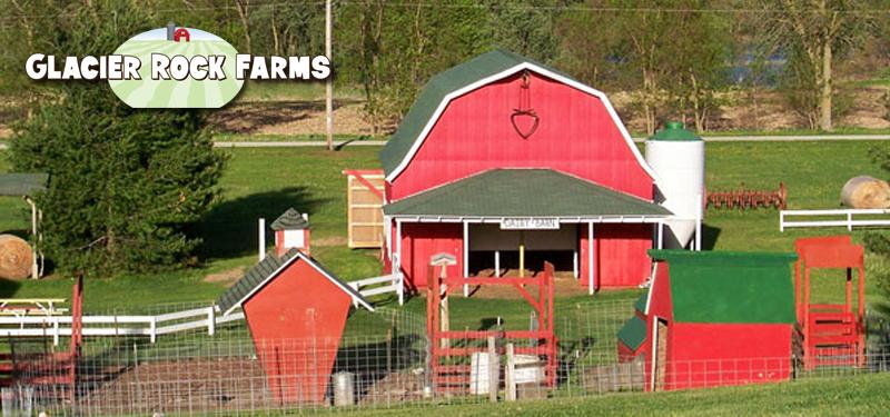 Glacier Rock Farms, Wisconsin Farm, Petting Zoo, Pumpkins